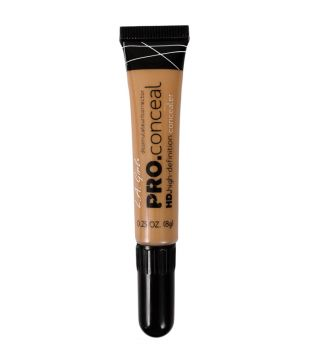 L.A. Girl - Liquid Concealer Pro Concealer HD High-definition - GC983 Fawn