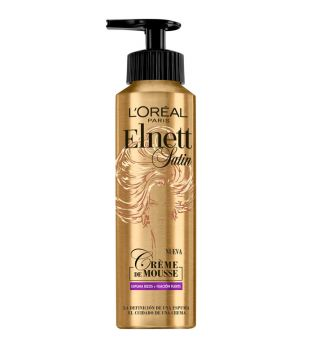 Loreal Paris - Curl Styling Foam Crème de Mousse Elnett Satin Strong