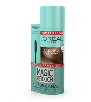 Loreal Paris - Magic Retouch Kit - Dark blonde