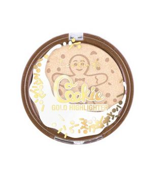 Lovely - *Only for Sweet Lovers* - Cookie Highlighter powder - Gold