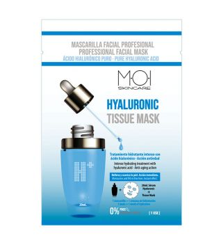 M.O.I. Skincare - Professional face mask - Pure hyaluronic acid