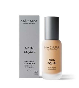 Mádara - Skin Equal Foundation - 40: Sand