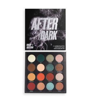 Makeup Obsession - After Dark Eyeshadow Palette