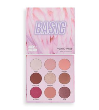 Makeup Obsession - Basic Eyeshadow Palette