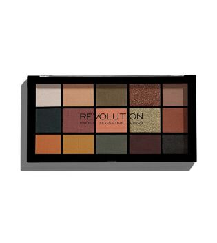 Makeup Revolution - Re-loaded  Eyeshadow Palette - Iconic Division