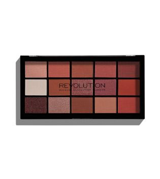 Makeup Revolution - Re-loaded  Eyeshadow Palette - Newtrals 2
