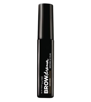 Maybelline - Brow Eyebrow Mask Drama - Dark Brown