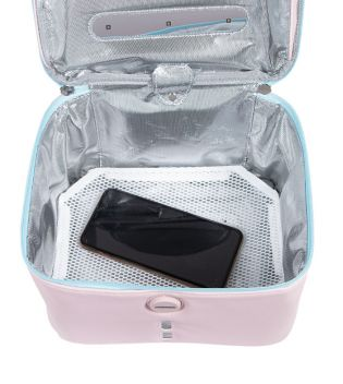 MQBeauty - UV-C Sterilizer Toiletry Bag - Pink