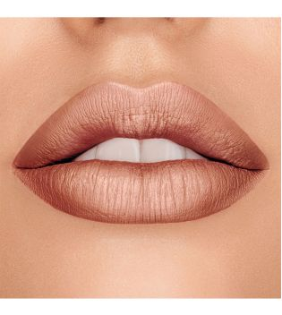 Nabla - Dreamy Metal Liquid Lipstick - Antimatter
