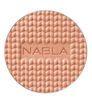 Nabla - Refill highlighting powder Shade & Glow - Jasmine