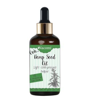 Nacomi - Cold pressed Hemp Seed oil