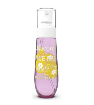 Nacomi - Face and Body Mist - Blueberry