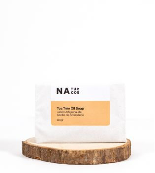 Naturcos - Tea Tree Handmade Soap
