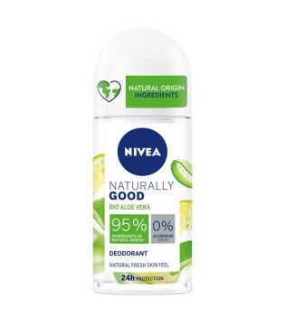 Nivea - *Naturally Good* - Bio Deodorant - Aloe Vera