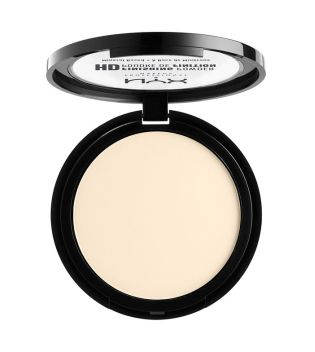 Nyx Professional Makeup - High Definition Finish Powder - HDFP02: Banana