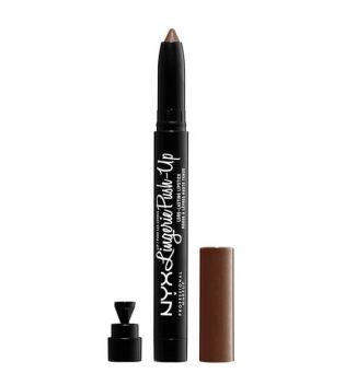 Nyx Professional Makeup - Lingerie Push-Up Lipstick - LIPLIPLS23: After Hours