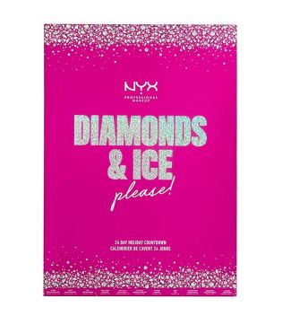 Nyx Professional Makeup - *Diamonds & Ice Please!* - Advent Calendar
