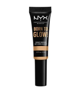 Nyx Professional Makeup - Born To Glow Concealer - True Beige