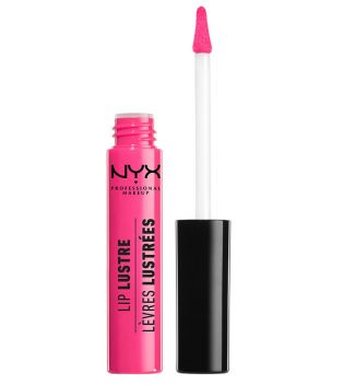 Nyx Professional Makeup - Lip Lustre Glossy Lip Tint - 06: Euphoric