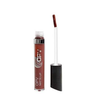OPV Beauty - Matte Lip Liquid Lipstick - Sunburst