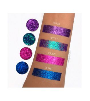 OPV Beauty - Pigmented Pressed Glitter - Witty