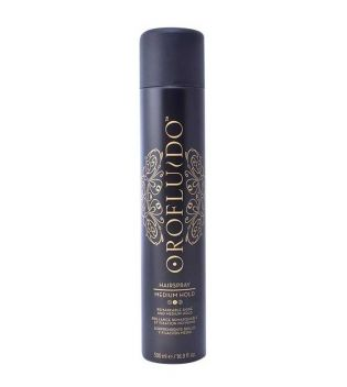 Orofluido - Shine and Fixation Lacquer - 2: Medium Hold