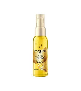 Pantene - Protective Keratin Oil Repairs and Protects 100ml