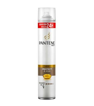 Pantene - Lacquer Proctect & Style - 04
