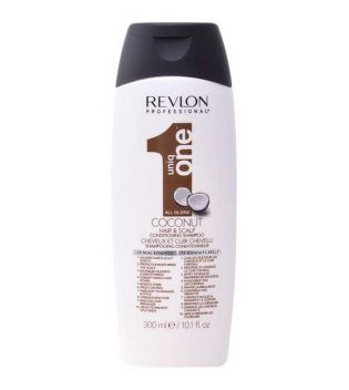 Revlon - Conditioning shampoo Uniq One Hair&scalp - Coconut