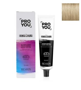 Revlon - Permanent Color Ultralight The Color Maker - 12.10 / UL-AN: Platinum Ash Blonde
