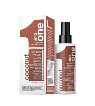 Revlon - UniqOne all in one hair treatment 150ml - Coconut
