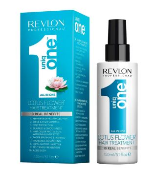 Revlon - UniqOne all in one hair treatment 150ml - Lotus Flower