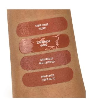 Revolution - Matte Lipstick - 108 Sugar Coated