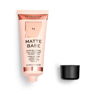 Revolution - Matte Base Foundation - F2