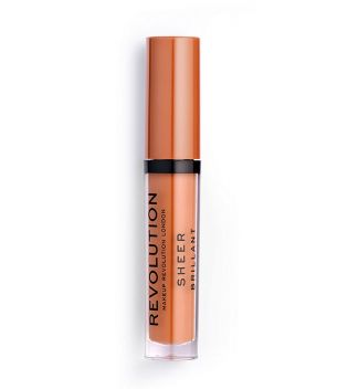 Revolution - Sheer Lip Lipgloss - 122 Darling
