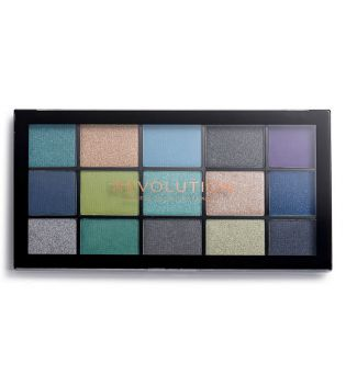 Revolution - Re-loaded Eyeshadow Palette - Deep Dive
