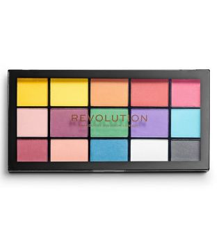Revolution - Re-loaded Eyeshadow Palette - Marvellous Mattes