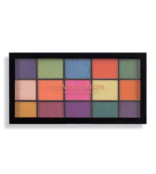 Revolution - Re-loaded Eyeshadow Palette - Passion for colour