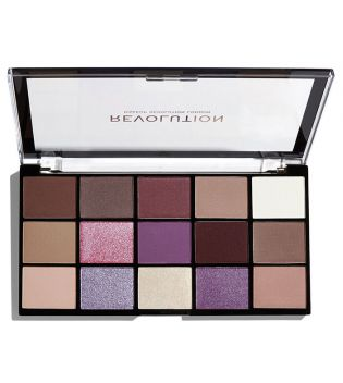 Revolution - Re-loaded Eyeshadow Palette - Visionary