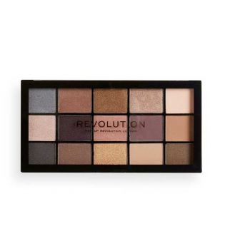 Revolution - Reloaded Eyeshadow Palette - Iconic 1.0