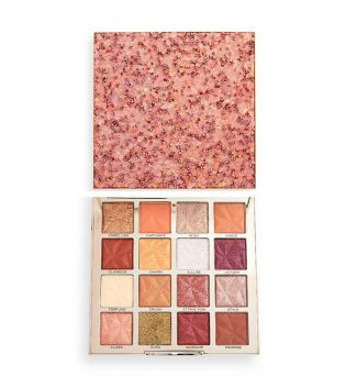 Revolution Pro - Eyeshadow Palette Ultimate Crystal - Adorned