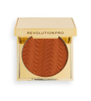 Revolution Pro - CC Perfecting Pressed Powder - Deep