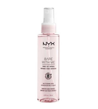 Nyx Professional Makeup - Bare With Me Multitasking spray primer