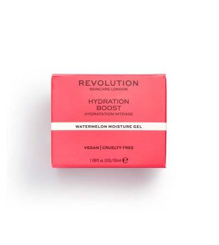 Revolution Skincare - Moisture gel with watermelon - Hydration Boost