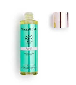 Revolution Skincare - Soothing tonic with Cica and green tea