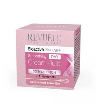 Revuele - *Bioactive Skincare* - Smoothing day cream-fluid 50ml