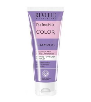 Revuele - Perfect Hair Color Shampoo
