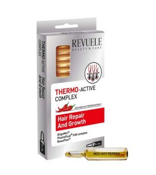Revuele - Thermo-active repair and growth complex in ampoule format