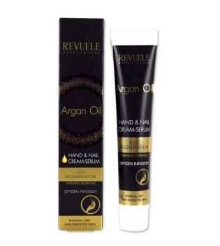 Revuele - Cream hands and nails Argan Oil