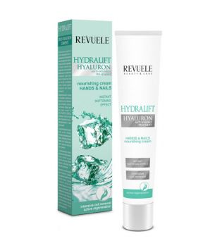 Revuele - Hydralift Hyaluron Nourishing cream for hands and nails